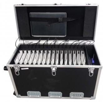 Valise multimédia 16 tablettes hybrides - Devis sur Techni-Contact.com - 1