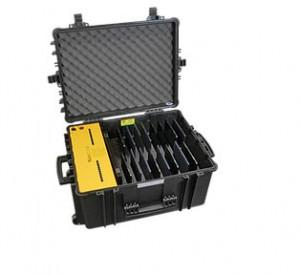 Valise de transport et de rechargement tablettes et PC - Devis sur Techni-Contact.com - 1