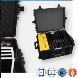 Valise de transport et de rechargement tablettes et PC - Devis sur Techni-Contact.com - 2
