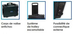 Valise de transport et de rechargement tablettes et PC - Devis sur Techni-Contact.com - 4