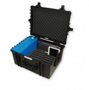 Valise de transport et de rechargement tablettes et PC - Devis sur Techni-Contact.com - 6