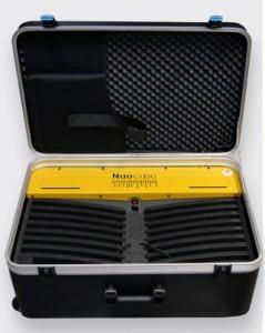 Valise pour transport et chargement de tablettes et PC - Devis sur Techni-Contact.com - 1