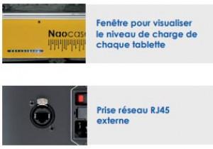 Valise pour transport et chargement de tablettes et PC - Devis sur Techni-Contact.com - 4