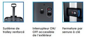 Valise pour transport et chargement de tablettes et PC - Devis sur Techni-Contact.com - 5