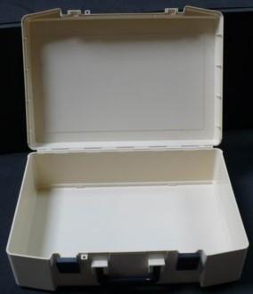 Valisette plastique ivoire - Devis sur Techni-Contact.com - 1