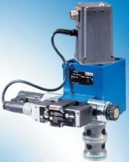 Valves proportionnelles en cartouche Type 2WRCE…/P - Devis sur Techni-Contact.com - 1