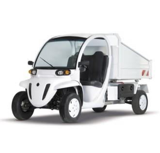 Vehicule electrique avec benne - Devis sur Techni-Contact.com - 1