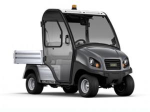 Véhicule électrique Carryall 300 avec cabine rigide - Devis sur Techni-Contact.com - 1