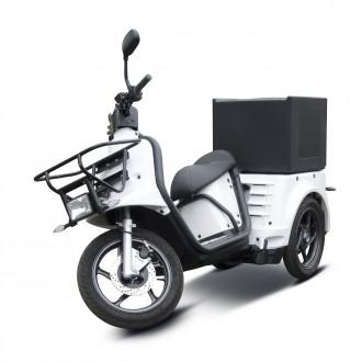 Véhicule électrique utilitaire 3 roues - Devis sur Techni-Contact.com - 1