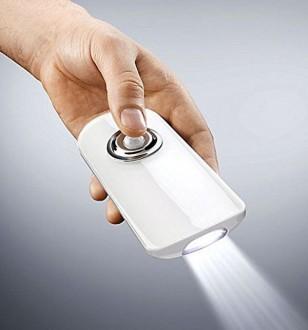 Veilleuse à déclenchement nocturne et lampe torche - Devis sur Techni-Contact.com - 2