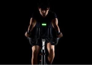 Vélo biking avec console autoalimentée par pédalage - Devis sur Techni-Contact.com - 3