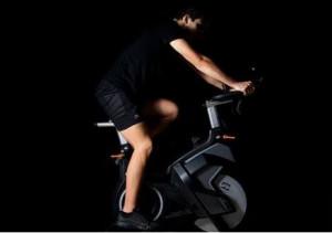 Vélo biking avec console autoalimentée par pédalage - Devis sur Techni-Contact.com - 4