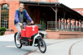 Vélo biporteur électrique - Devis sur Techni-Contact.com - 1