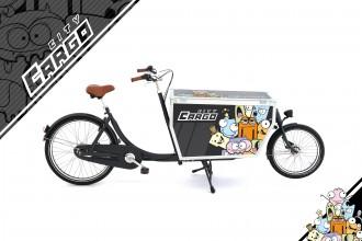 Vélo biporteur marchandises - Devis sur Techni-Contact.com - 2