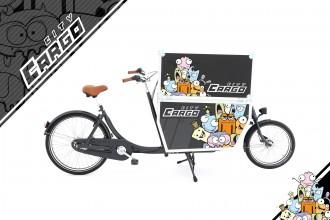 Vélo biporteur marchandises - Devis sur Techni-Contact.com - 8
