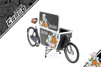 Vélo biporteur marchandises - Devis sur Techni-Contact.com - 9