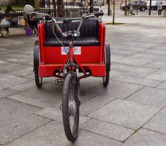 Vélo calèche - Devis sur Techni-Contact.com - 1