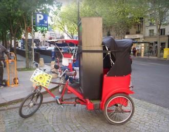 Vélo calèche - Devis sur Techni-Contact.com - 6