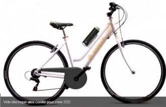 Vélo électrique atex - Devis sur Techni-Contact.com - 1