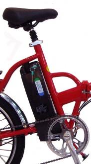 Vélo électrique pliable en 15 secondes - Devis sur Techni-Contact.com - 2