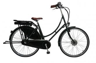 Vélo électrique vintage - Devis sur Techni-Contact.com - 1