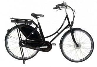 Vélo électrique vintage - Devis sur Techni-Contact.com - 4