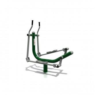 Vélo elliptique acier - Devis sur Techni-Contact.com - 1