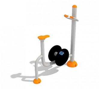 Vélo extérieur de fitness - Devis sur Techni-Contact.com - 1