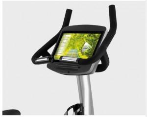 Vélo fixe à réglage horizontal et vertical de la selle - Devis sur Techni-Contact.com - 2