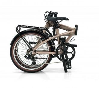 Vélo pliable 20 pouces - Devis sur Techni-Contact.com - 4
