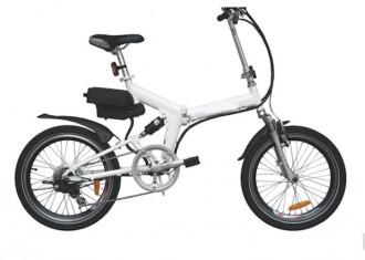 Vélo pliant électrique alu - Devis sur Techni-Contact.com - 2
