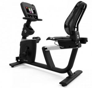 Vélo semi-allongé à moniteur de fréquence cardiaque - Devis sur Techni-Contact.com - 1