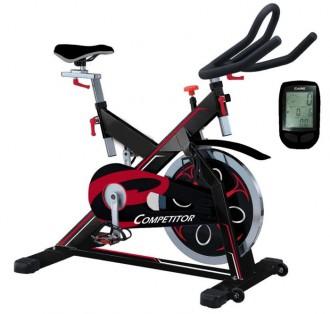 Vélo spinning d'entraînement - Devis sur Techni-Contact.com - 1