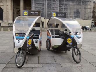 Vélo taxi écologique - Devis sur Techni-Contact.com - 1
