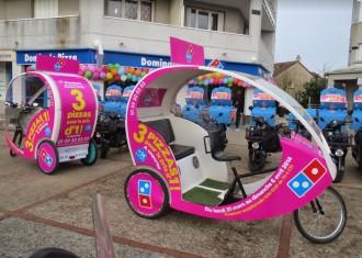 Vélo taxi écologique - Devis sur Techni-Contact.com - 3