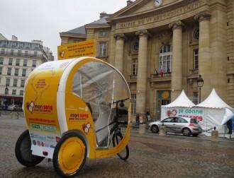 Vélo taxi écologique - Devis sur Techni-Contact.com - 4