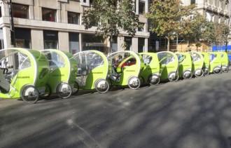 Vélo taxi écologique - Devis sur Techni-Contact.com - 5