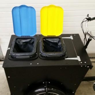 Vélo triporteur collecte des déchets - Devis sur Techni-Contact.com - 2