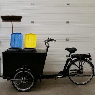 Vélo triporteur collecte des déchets - Devis sur Techni-Contact.com - 3