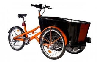 Vélo triporteur électrique pro - Devis sur Techni-Contact.com - 1
