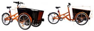 Vélo triporteur électrique pro - Devis sur Techni-Contact.com - 2
