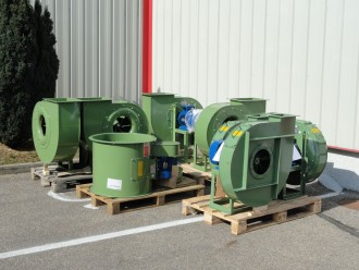Ventilateur aspiration centrifuge ATEX - Devis sur Techni-Contact.com - 6