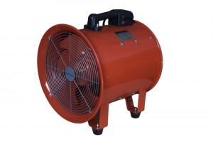 Ventilateur axial et extracteur d'air à usage professionnel - Devis sur Techni-Contact.com - 2