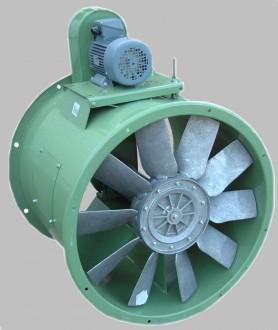 Ventilateur axial ou hélicoïdal - Devis sur Techni-Contact.com - 1