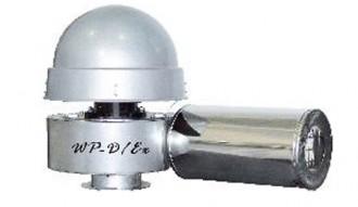 Ventilateur centrifuge de toiture tourelle en Inox - Devis sur Techni-Contact.com - 1