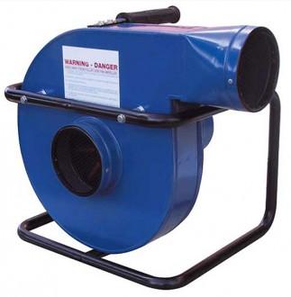 Ventilateur centrifuge portatif - Devis sur Techni-Contact.com - 1