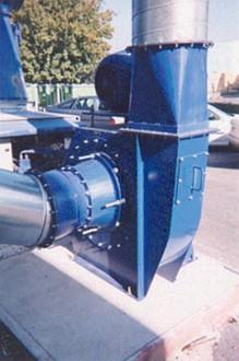 Ventilateur centrifuge transport pneumatique - Devis sur Techni-Contact.com - 3