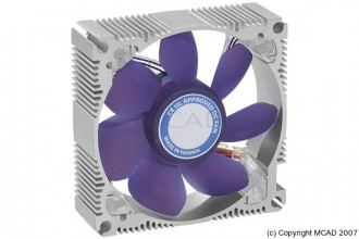 Ventilateur chassis ThermoColor - Devis sur Techni-Contact.com - 1