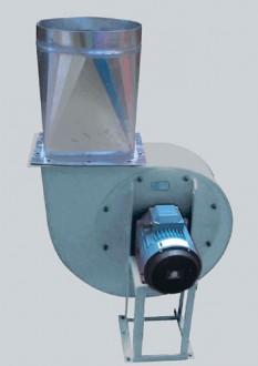 Ventilateur d'aspiration professionnel - Devis sur Techni-Contact.com - 1