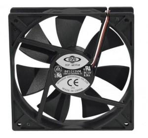 Ventilateur de boitier 12 volts 3 fils - Devis sur Techni-Contact.com - 2